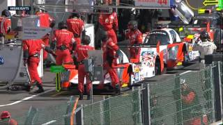 2016 WEC 6 Hours of Spa-Francorchamps Qualifying Highlights