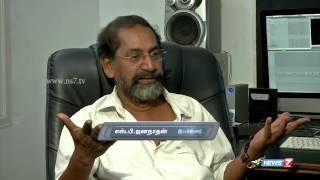 S.P. Jananathan talks about his 'bold and beautiful' creation,  Purampokku Engira Podhuvudamai
