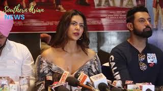 Sonam Bajwa on Carry on Jatta 2 Punjabi Movie   Subscribe SouthernAsianNews