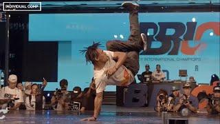 Bboy Neguin (BR) at BBIC Korea 2017