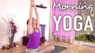 Morning Yoga For Beginners - Gentle & Relaxing Yoga for Energy