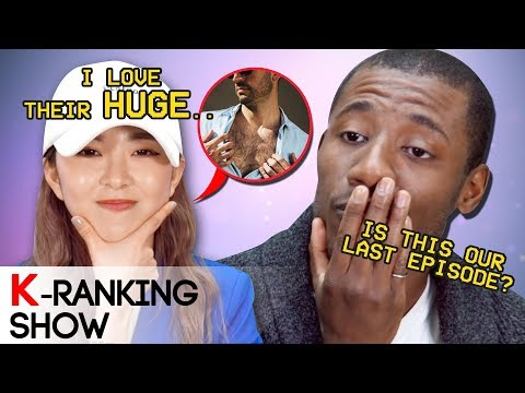 TOP5 Things Korean Girls Find HOT about Foreign Guys� �K ranking Show