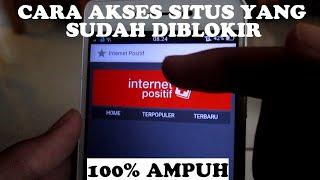 Cara Akses Situs Yang Diblokir 100% Ampuh (Psiphon)
