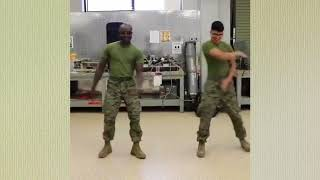 US Soldiers Dancing To Akwaaba - GuiltyBeatz x Mr Eazi x Patapaa X Pappy Kojo