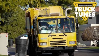 Kids Truck Video - Garbage Truck