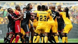 Orlando Pirates vs Kaizer Chiefs- Soweto Derby- Best Goals, Skills, Fights and more