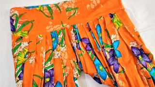 Make a Patiala Salwar   With Very Helpful Ideas and Tips