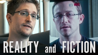 Comparing Scenes from Oliver Stone's Snowden and Citizenfour