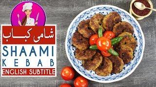 Shaami Kebab Recipe - طرز تهیه شامی کباب شمالی