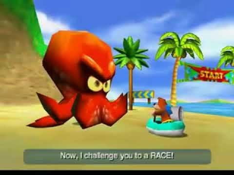 TAS Diddy Kong Racing N64 in 123 02 by xenos