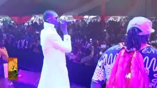 Jose Chameleone performs a Medley  Live at Koroga Festival