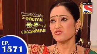 Taarak Mehta Ka Ooltah Chashmah - तारक मेहता - Episode 1571 - 25th December 2014