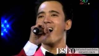 "Erik Santos Jun 1, 2014 ""inTENse"" Airing - Les Miserables Medley"