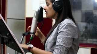Aishwarya Majmudar(Voice of India) sings for Abhishek S N's Neralaagi