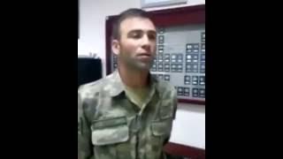 Yakalanan Uzman Çavuş itiraf ediyor DARBE 15 temmuz