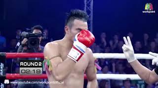Andronikos vs Nunmongkorn(Hightlights)KO