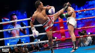 The Muay Thai King - Saenchai Discuss MMA and Future Plans To Visit Tristar Gym