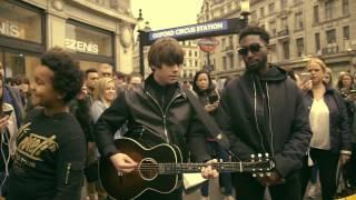 Tinie Tempah - Oxford Street Takeover