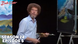 Bob Ross - A Pretty Autumn Day (Season 24 Episode 5)