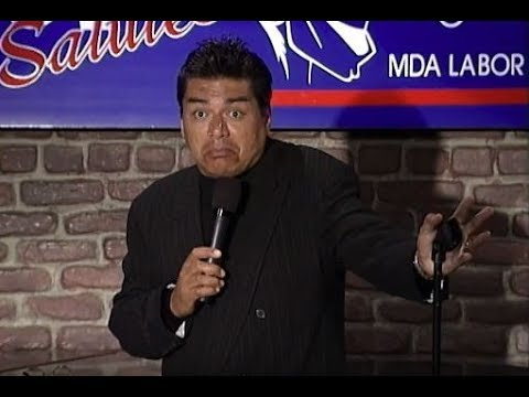George Lopez s Stand up Comedy 1997 MDA Telethon