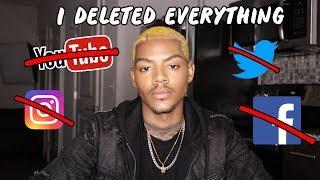 How deleting social media changed my life...   Tarek Ali