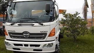 Camión Hino 500 - 1726