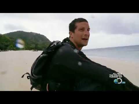 MAN VS WILD bear grylls S05E01 western pacific island荒野求生 第五季第1集:西太平洋荒岛