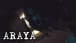 ARAYA (horror Game) Playthrough || Chapter 1: Where In The World Is Araya?