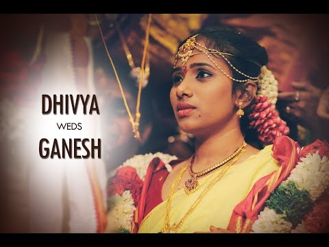 Xxx Mp4 Dhivya Ganesh Cinematic Brahmin Wedding Video By Varnajalam Medias 3gp Sex