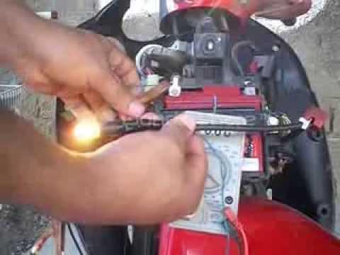 Bateria de motos injeção o que fazer para ela não descarregar e ter mais vida