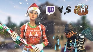 Killing Twitch Streamers #13 - Fortnite Battle Royale