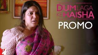 Dialogue Promo   Ghar Pe Hi Yoga Kar Leti Hoon   Dum Laga Ke Haisha   Bhumi Pednekar