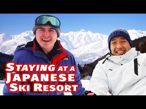 Skiing at Japan s Funnest Resort