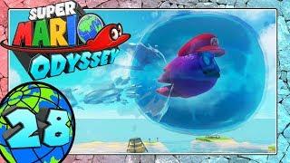 SUPER MARIO ODYSSEY Part 28: Mario als Pirat & Baby Octopus