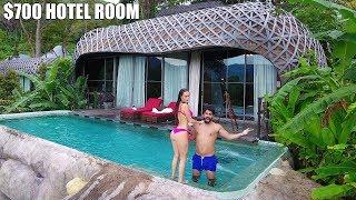 $7 Hotel Room Vs  $700 HOTEL ROOM!