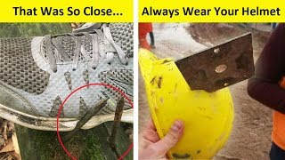 Lucky People Who Avoided Disasters In Unbelievable Ways (NEW PICS!)