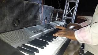 Ganpati Aarti Sukh Karta Dukh Harta casio 1300 keyboard sond Ekata Band
