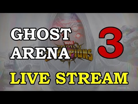 Xxx Mp4 Ghost Arena Part 3 Marvel Contest Of Champions Live Stream 3gp Sex
