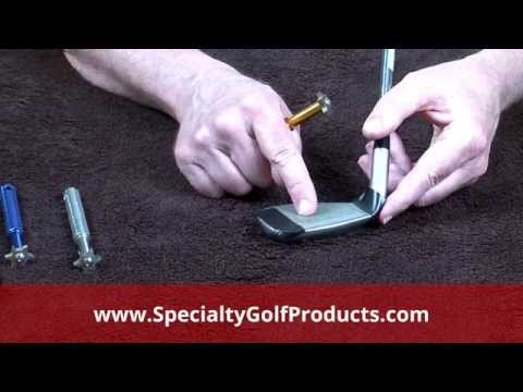 How to Regroove your Irons with the 6 Head Groove Sharpener