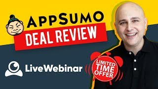 LiveWebinar Review - Professional Yet Affordable Webinar & Live Meeting Tool