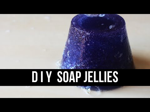 DIY Soap Jellies Cheaper to Make or Buy Royalty Soaps