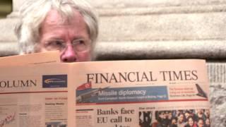 Bill Oddie's BankWatch