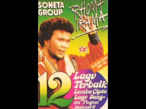 Album Rhoma Irama Anak Yang Malang Lomba Cipta Lagu Dangdut full musik