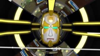 POWER RANGERS MEGAFORCE 3D Mega fight Trailer
