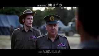 Shahid Kapoor Dialogue Promo | Rangoon | Shahid Kapoor | Kangana Ranaut | Saif Ali Khan