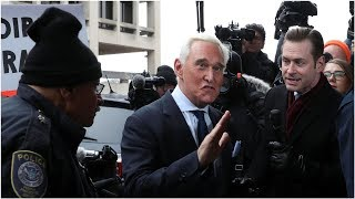 Donald Trump ally Roger Stone pleads not guilty to Russia investigation charges