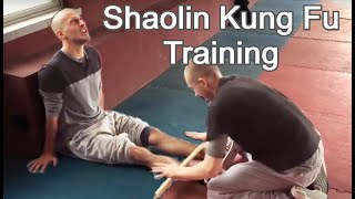 9 Months of Kung Fu Training in China - Wang Xing Long Kung Fu School