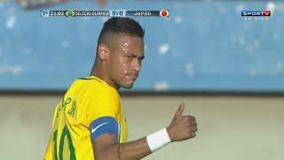 Neymar vs Japan (Friendly) 2016 HD 720p (30/07/2016)