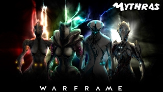 WARFRAME How to use Extractor
