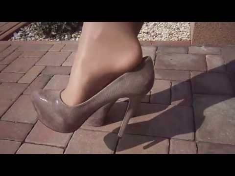 Nylon layers legs pantyhose gobi Wolford over white stockings